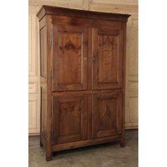 Exceptionnel 4 Door Armoire