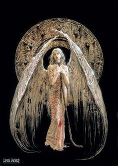 White Angel - Luis Royo