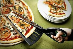 bad designed products | Folks, these pizza scissors with integrated spatula are the product ...
