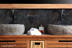 Totally natural stone sinks collection - River Stone. Sizes from 35 cm to 120 cm. Natural stone wash basin vessel—stone sinks handmade ind Indonesia. We produce high quality refined basins. We are looking for sinks importers, interior designers, distributors.  #sinks #sink #washbasins #stonesinks #stonebasins #stonewashbabsins #stone #indonesia #bathroom #bath #sink #basins #washbasins #waschbecken #lavabos #interiors #interiordesign #bathroomideas #stonebathroom #bathideas #vesselsink