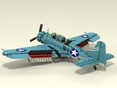 SBD Dauntless - Battle of Midway