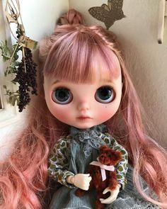 休日の あまね ちゃん  #yujirokhc #customblythe #blythe #doll #customdoll #kawaii #カスタムブライス #ブライス #ドール #dollstargram #blythestagram #blytheoutfit #blythedoll #ブライスアウトフィット#ブライス好きな人と繋がりたい