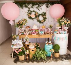 birthday its my Boho Baby Shower, Baby Shower Themes, Birthday Party Decorations, 1st Birthday Parties, Garden Baby Showers, Fairy Birthday, First Birthdays, Woodland Party, Tequila