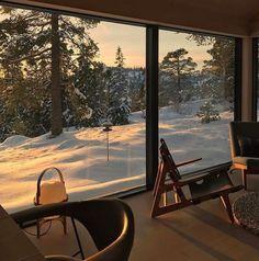 Window View, Interior Exterior, Interior Design, Room Interior, House Goals, My Dream Home, Dream Homes, Design Case, Dream Rooms