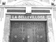 #LaBellevilloise