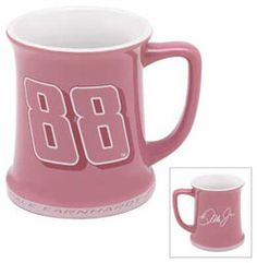 Dale Jr Mug.....I would love this for my morning coffee!