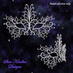 Intricate Masquerade Mask Template And that is the prize for the