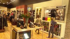 Jam packed full of shoes in the Bullring. Dr. Martens, Dr Martens Boots, Shoes, Home Decor, Spaces, Zapatos, Decoration Home, Shoes Outlet, Room Decor