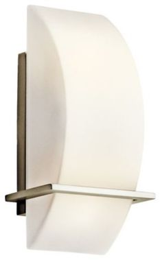 Crescent View Wall Sconce contemporary wall sconces