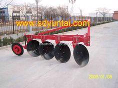 disc plough | disk plow | - China farm machinery, yunhai Harvester, China, Porcelain