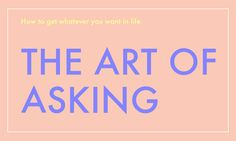 the-art-of-asking