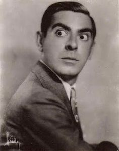Our latest blog: Eddie Cantor http://www.classicmoviehub.com/blog/the-many-sides-of-eddie-cantor-five-anecdotes/