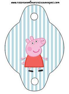 Peppa Pig: fondos, imágenes e imprimibles gratuitos.