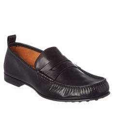 GUCCI Gucci Leather Loafer'. #gucci #shoes #shoes