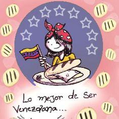 Arepas... lo mejor de ser venezolana!