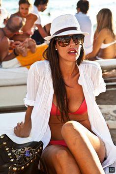 BMI Ibiza Style red/white