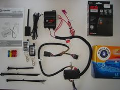 Plug and Play Jeep Wrangler JK Remote Starter Kit with Keyless Entry for JK