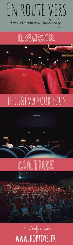 En route vers des cinémas inclusifs - Blog Hop'Toys Films Récents, Movies, Cinema, Toys, Blog, Movie Posters, Concert Hall, Activity Toys, Films