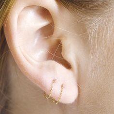 Sarah & Sebastian - Molly Earring 14K Gold