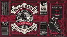 mybeerbuzz.com - Bringing Good Beers & Good People Together...: Black Raven - Second Sight & Festivus Holiday Beer...