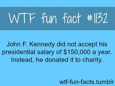John F Kennedy —- people facts MORE OF WTF-FUN-FACTS are coming HERE funny and weird facts ONLY