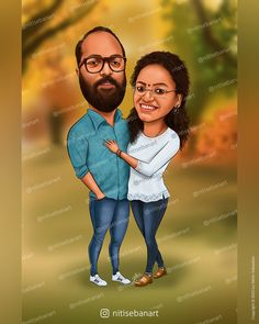 christian wedding caricature, Cute couple, Custom Caricatures illustration from photos, Save the date, Indian caricature, Caricature Wedding Gifts, Caricature Invite, guests sign in board, India Wedding, Kerala wedding, nitisebanart Wedding Caricature, Invite, Invitations, India Wedding, Caricatures, Kerala, Save The Date, Cute Couples, Wedding Gifts