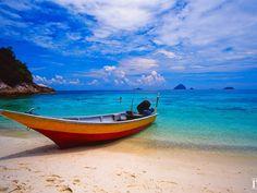Romantic Beach, Perhentian Kecil