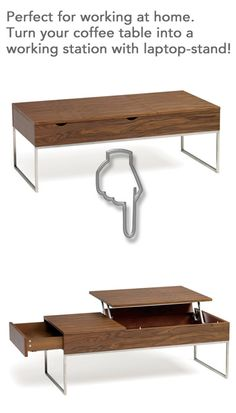 Furniture For Small Spaces – Tables, Chairs and Beds | http://www.godownsize.com/furniture-for-small-spaces/