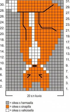 Bilderesultat for marimekko villasukat Knitting Charts, Knitting Stitches, Knitting Patterns, Crochet Patterns, Knit Mittens, Knitting Socks, Baby Knitting, Bead Loom Patterns, Cross Stitch Patterns
