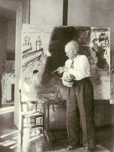 Raoul Dufy par Brassaï