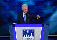 Bill Clinton's highly personal testimonial for Hillary Clinton, annotated