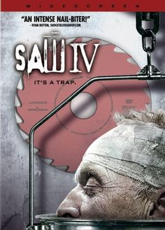 Saw IV (Widescreen Edition) When SWAT Commander Rigg is abducted and thrust into a game, the last officer untouched by Jigsaw has but ninety minutes to overcome a series of demented traps and save an old friend or face the deadly consequences.