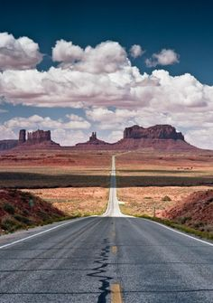 Heading West.