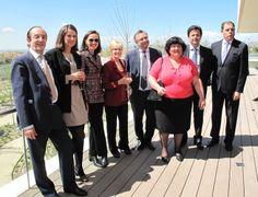 Ceremonia de apertura y cocktail en #Villafal:  Invitados, Asociados y Amigos
