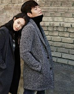 Real-life lovers Kim Woo Bin and Shin Min Ah share their first couple shoot Korean Actresses, Korean Actors, Actors & Actresses, Asian Actors, Kim Jennie, Shin Min Ah Kim Woo Bin, Celebrity Couples, Celebrity Pictures, Namjoon