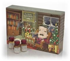 It's the 2015 Whisky Advent Calendar! Look at it. Regard it. What is surely the greatest advent calendar known to humankind is back for a fourth Christmas countdown, and there's still no better way to get into the festive spirit!  Behind each of the 24 windows lies a different 3cl Drinks By The Dram sample of delicious whisky, so this year be sure to count down to Christmas in style (again). This calendar is also available in Christmas Red Coloured Edition.  Highlights among this year's 24…