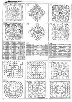 Crochet Granny Square Patterns Pinterest.html | Autos Weblog