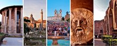 Ganas de viajar: Qué hacer en Roma Eurotrip, Life Hacks, Life Tips, Mount Rushmore, Rome, To Go, Mountains, Nature, Travel