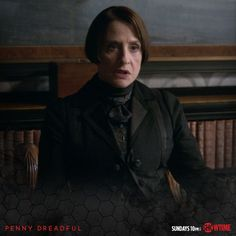 Doctor's orders.  #PennyDreadful