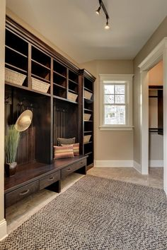 mudroom lockers with bench open shelves drawers elegant home entryway