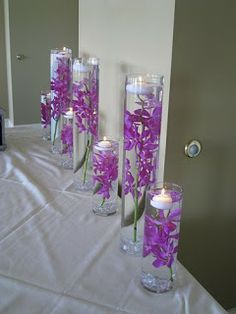 Hawaiian Island Wedding Planners: PURPLE and SILVER COLOR PALETTE