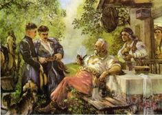 Gogol gave Russian literature its' own identity Gogol's Taras Bulba (1842) is a milestone in Russian literature. If Pushkin provided a language and inspiration for future Russian writers,…