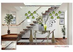 Glass Enclosed Staircase - Olioboard