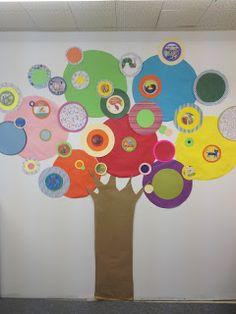Goff& Pre-K Tales: Classroom Photos . Classroom Tree, Classroom Setting, Preschool Classroom, Preschool Crafts, Classroom Decor, Kindergarten, Classroom Tools, Classroom Projects, Preschool Ideas