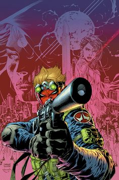 Grifter by Jim Lee