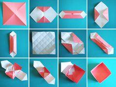 costruire scatole di carta - Cerca con Google