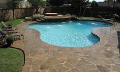 vinyl inground pool | Custom Vinyl Pools