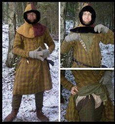 15th century Clothing in sweden | 14th century Swedish.