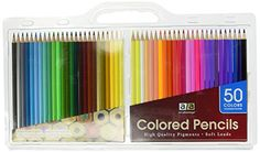 Art Advantage Colored Pencil Set is made with high quality pigments. Soft leads allow artist to blend colors to achieve different tones and effects. Artist Pencils, Different Tones, Z Arts, Coloured Pencils, Prismacolor, Sewing Stores, Coloring Books, Coloring Stuff, Colouring