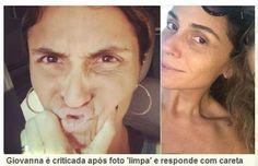Amorim Sangue Novo: TV enganadora - Giovanna Antonelli